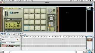 1. Recording a MIDI track
