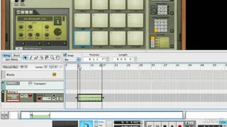 3. MIDI Clips: Labelling Clips and Edit Mode