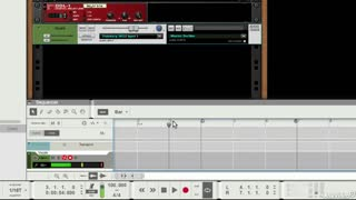 6. Recording Audio Track