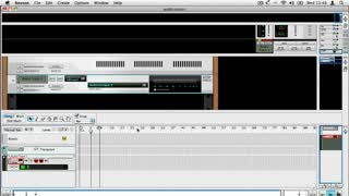 6. Recording One Audio Track