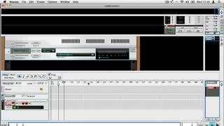 6. Recording One Audio Track