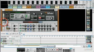 34. Adding a Filtered Synth Part