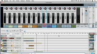43. Performing a Stereo Mixdown