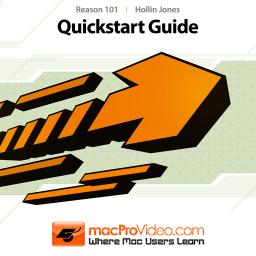 Reason 6 101 Quick Start Guide Product Image
