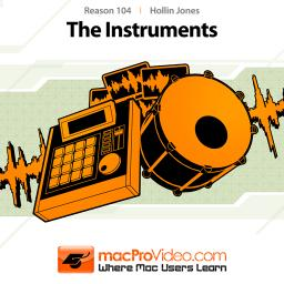 Reason 6 104 The Instruments Product Image