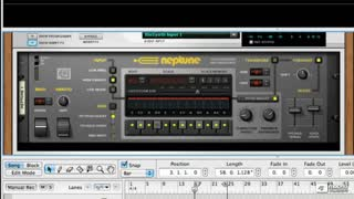 13. Neptune: Voice Synthesis and MIDI