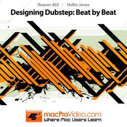 Reason 6 403 Designing Dubstep: Beat by Beat Product Image
