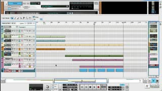 30. Adding and Timestretching an Audio Loop