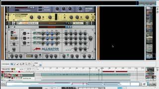 21. Trance Vocal FX with Alligator