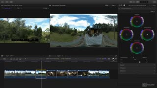13. Color Correction in 360