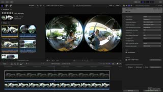Final Cut Pro X 301: 360 Tools and Techniques - Preview Video
