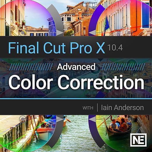 Final cut pro x color grading — color grading central.