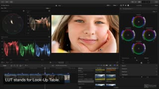 18. LUTs for Camera Correction