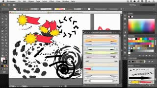 19. Using Complex Brushes with Graphic Styles