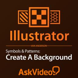 Illustrator CC 104 Symbols and Patterns: Create A Background Product Image