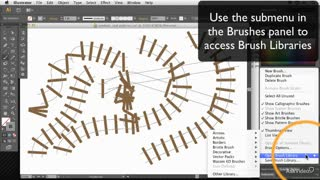 21. Pattern Brush Libraries