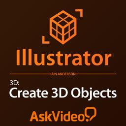 Illustrator CC 105 3D: Create 3D Objects Product Image
