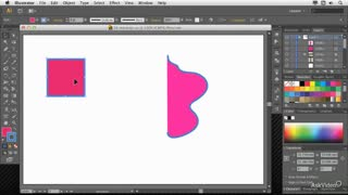 Illustrator CC 105: 3D: Create 3D Objects - Preview Video