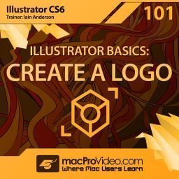 Illustrator Basics - Create A Logo - Illustrator CS6 101 ...