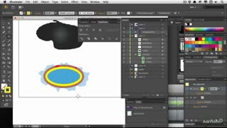 Illustrator CS6 102: Objects and Layers: Create A Map	 - Preview Video