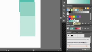 Illustrator CS6 103: Brushes and Color: Create An Illustration - Preview Video