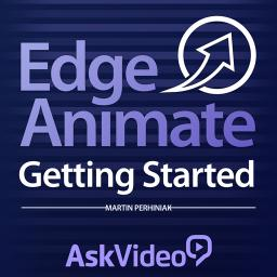 Edge Animate 101 Getting Started Product Image