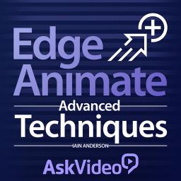 Edge Animate 201 Advanced Techniques Product Image