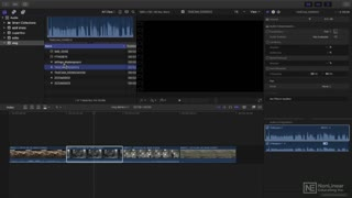 Final Cut Pro X 105 : Working With Audio - Preview Video