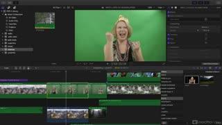 16. Using Green Screen Footage
