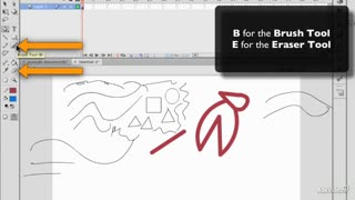 Flash CS6 101: Tools and Concepts - Preview Video