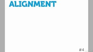 4. Alignment