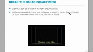 9. Break the Rules