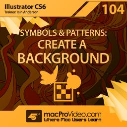 Illustrator CS6 104 Symbols and Patterns: Create A Background Product Image
