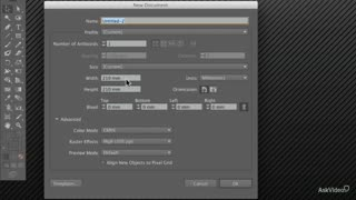 Illustrator CS6 104: Symbols and Patterns: Create A Background - Preview Video