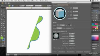 Illustrator CS6 105: 3D: Create 3D Objects	 - Preview Video