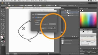 Illustrator CS6 106: Trace and Paint: Create From Real Media - Preview Video