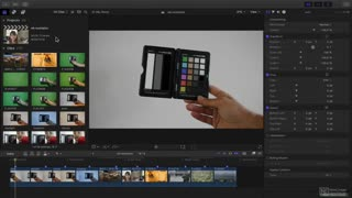Final Cut Pro X 107: Intro to Color Correction - Preview Video