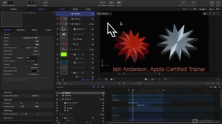 Motion 100: What's New in Motion 5.3 - Preview Video