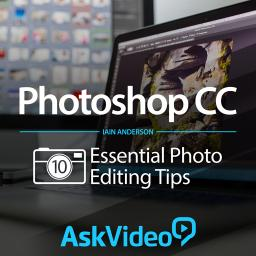 Photoshop CC 301 10 Essential Photo Editing Tips Product Image