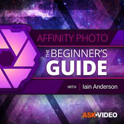 Affinity Photo 101 The Beginner's Guide Product Image