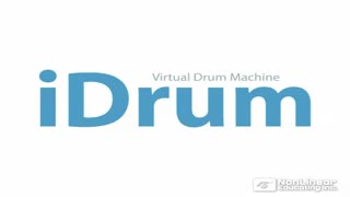 04. iZotope's iDrum Virtual Drum Machine
