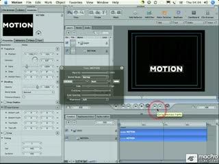 69: Key-framing a Pivoting Motion