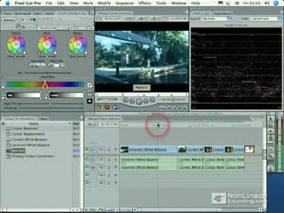 Final Cut 6 103: Color Correction in FCP 6 - Preview Video