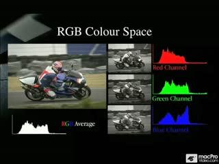 10: RBG Vs. YUV Color Space