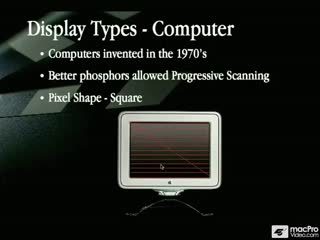 06: TV Displays Vs. Computers