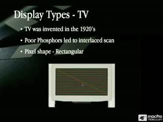 07: Square Vs. Rectangular Pixels