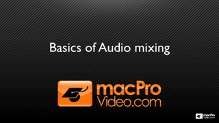 9. Basics of Mixing