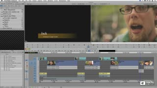 29. Editing Into the Timeline