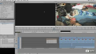 17. Exporting QT File for YouTube (HD)