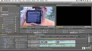 21. Manual Syncing in Premiere Pro